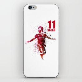 SALAH -11 red iPhone Skin