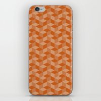 escher iPhone & iPod Skins featuring Escher #001 by rob art | simple