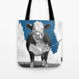 Welcome to the Pasture 2 Tote Bag