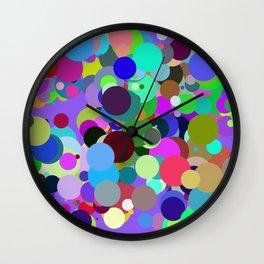 Circles #1 - 03062017 Wall Clock