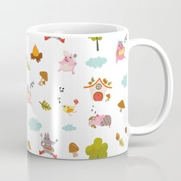 Three little PIG Coffee Mug