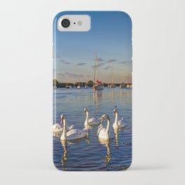 The River Crouch Essex iPhone Case