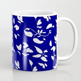 INDIGO BLOSSOM II Coffee Mug