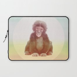 Save the Bonobo - Endangered Species 3 Laptop Sleeve