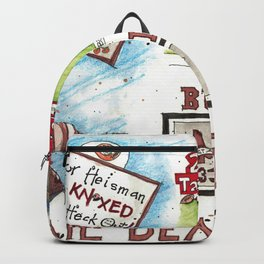 Hail State - Knoxed Out Backpack