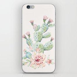 Cactus 3 #society6 #buyart iPhone Skin
