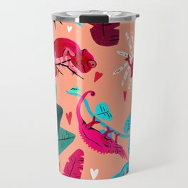 Love is in the Jungle Air Travel Mug