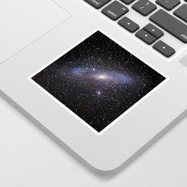 Galaxy Andromeda Sticker