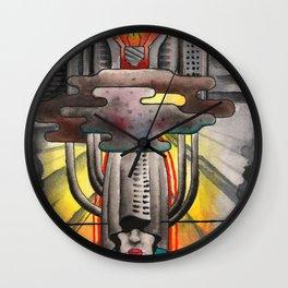 Invidious Ideas Wall Clock
