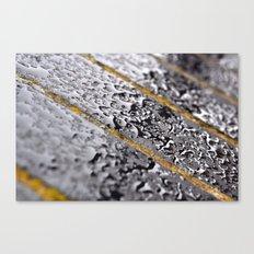 {rain} Canvas Print