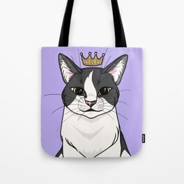Queen Guinevere Tote Bag