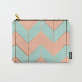 Marble Geometry 059 Carry-All Pouch