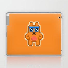 8Bit RaveBear Laptop & iPad Skin