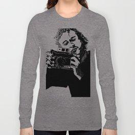 Heaf wiv cam Long Sleeve T-shirt