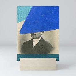Doubtful Mini Art Print