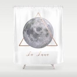 La Luna Shower Curtain