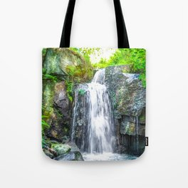 Lumsdale Falls. Tote Bag