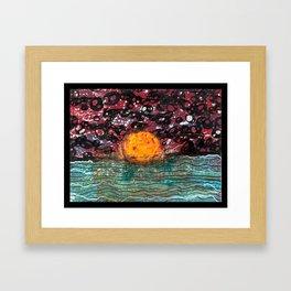 Lonerism Framed Art Print