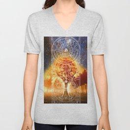 TREE Of life! Unisex V-Neck