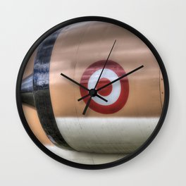 Turkish Air Force Roundel Wall Clock