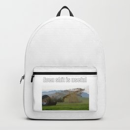 What About You? Backpack
