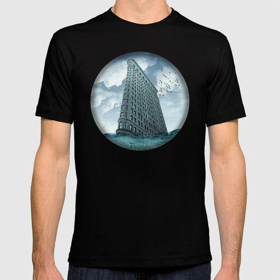 below the water line T-shirt