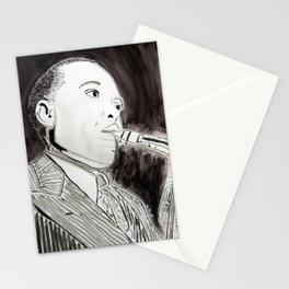 Charlie Parker Stationery Cards