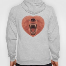 The Bear of love Hoody