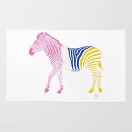 Zebra 15A Rug