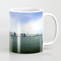 miami Mugs featuring Miami  by JairovPhotolab
