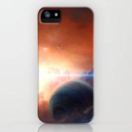 Perseus Prime iPhone Case