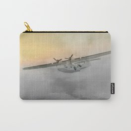 """Flying boat"" Carry-All Pouch"