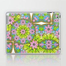 Color Me Spring Mandala Laptop & iPad Skin