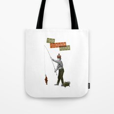 The fisher king Tote Bag