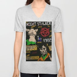 SK - 1 Night Stalker Unisex V-Neck