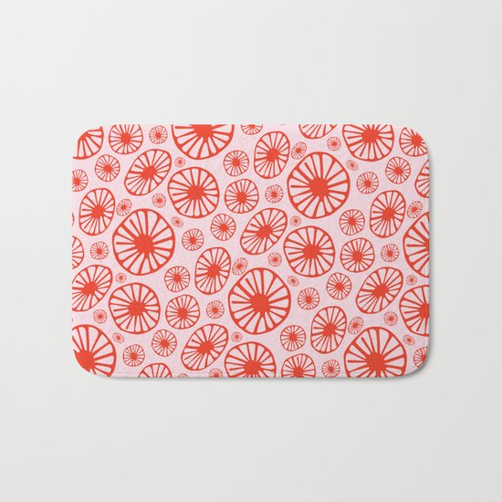Little Cherry Blossom Bath Mat