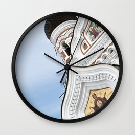 Alexander Nevsky Cathedral Tallinn, Estonia Wall Clock