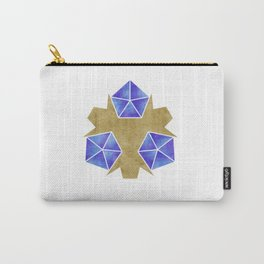Saphire Spiritual Stoe Carry-All Pouch