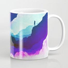 Violet dream of Isolation Coffee Mug