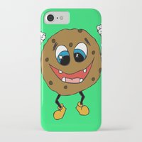 cookie iPhone & iPod Cases featuring Cookie! by prestone85