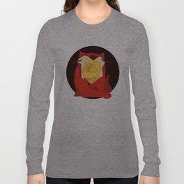 cat&birds Long Sleeve T-shirt