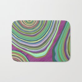 Sacred Islands Bath Mat