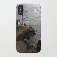 maine iPhone & iPod Cases featuring Maine Splendor by Catherine1970
