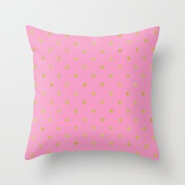 home of dorothy dust. Throw Pillow