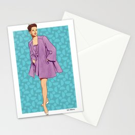 1947 Casual Ensemble Stationery Cards