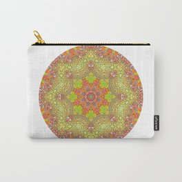 "Mandyla ""Angels and Wings"" mandala Carry-All Pouch"
