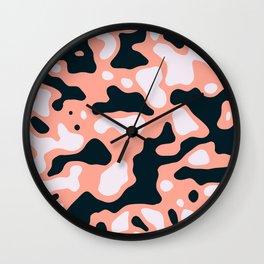Camo 149 Wall Clock