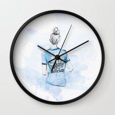 Adidas Girl Wall Clock