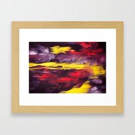 Galaxy 538 Travelers Framed Art Print