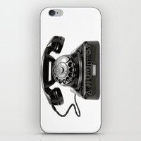 anonymous iPhone & iPod Skins featuring Anonymous by bravo la fourmi